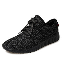 2017 high quality sports shoes men Yeezy shoes for sale 2 running black trainers sneak