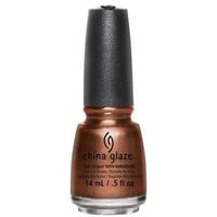 China Glaze - Soft Sienna Silks 0.5 oz - #70890