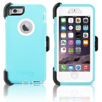 OtterBox Defender Series Case & Holster for Apple iPhone 6 ocean mist