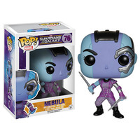 Nebula Guardians Of The Galaxy Pop Vinyl Figure Bobble Head