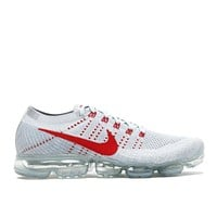 NIKE AIR VAPORMAX FLYKNIT university red