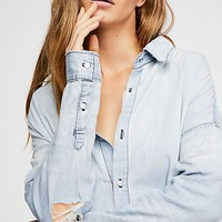 Amada Denim Shirt