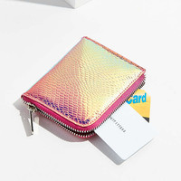 Stamped Cardholder | Urban Outfitters