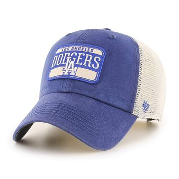 47' BRAND LOS ANGELES DODGERS FLUID TWO TONE '47 CLEAN UP