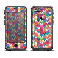 The Color Knitted Apple iPhone 6/6s LifeProof Fre Case Skin Set
