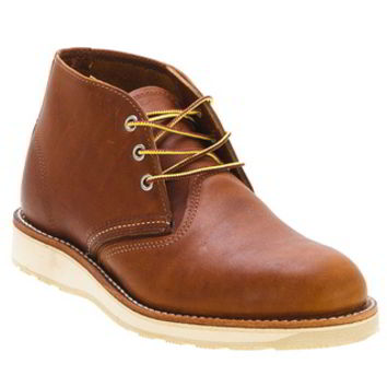 Red Wing Shoes 3140 Classic Chukka Tan Boot