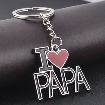 Best Gift for Dad Father Fathers Day Present Creative Key Chain Love Ones _ 2473