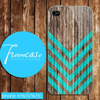 Geometric Wood mint case for iphone 4 case,iphone 4s case, iphone 5 case, iphone 5s case, iphone 5c case