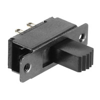 RadioShack® 30VDC/0.5A SPST Sub-Mini Slide Switch (2-Pack)