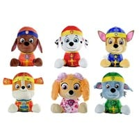 Paw Patrol Stuffed & Plush Toys Anime Action Figure Puppy Dog patrulla canina toy  doll Gift kids toy Genuine