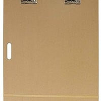 "US Art Supply Artist Sketch Tote Board - Great for Classroom, Studio or Field Use (23""x26"")"