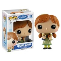 Disney Frozen Young Anna Pop! Vinyl Figure : Forbidden Planet