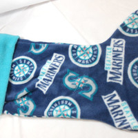 Seattle Mariners Christmas Stocking, sure to be a hit with your Mariners fan, stock it full of their favorite stuffers