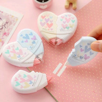 Heart correction tape