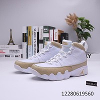 AIR JORDAN 9 RETRO Men Fashion Casual Running Sneakers Basketball Shoes Size 40-47