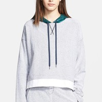 Women's T by Alexander Wang French Terry Hoodie