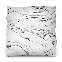 6 Feet Under Throw Pillow