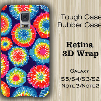 Tie Dye Style Samsung Galaxy S5/S4/S3/Note 3/Note 2 Case