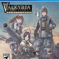 Valkyria Chronicles Remastered: Launch Edition - PlayStation 4 Standard Edition