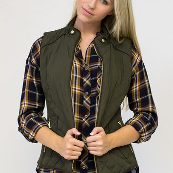Must Have Quilted Vest