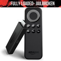 Jailbroken Amazon Fire Stick - Fully loaded with Kodi and 1700+ addons