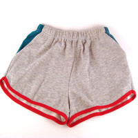 80s Athletic Shorts Vintage 1980s Running Sport Aerobic Small