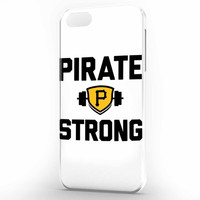 Pittsburgh Pirates Strong iPhone 5 | 5s Case, 3d printed IPhone case