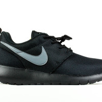 Nike Kid's Roshe Run One GS Black Grey
