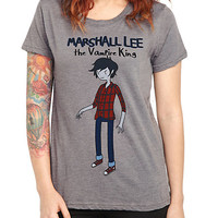 Marshall Lee Vampire Girls T-Shirt