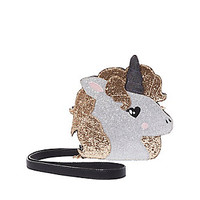 KITSCH TOOT YOUR OWN HORN UNICORN CROSSBODY: Betsey Johnson