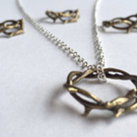 Crown Of Thorns Necklace