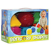 Sensory Shapes -Assorted Colors & Shapes