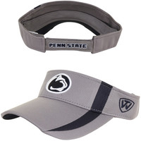 Top of the World Penn State Nittany Lions Triumph Adjustable Visor - Gray