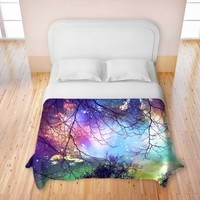 Sylvia Cook's 'Look to the Stars'   Designer Duvet Covers