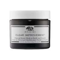 Clear Improvement™ Charcoal Honey Mask to Purify and Nourish - Origins | Sephora