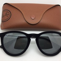Authentic Rayban Sunglasses RB 4171 Erika Velvet 607/56G- New with box and case