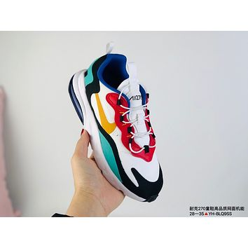 NIKE AIR MAX 720 Child Girls Boys shoes Children boots Baby Sandle Toddler Kids Child Fashion Casual Sneakers Sport Shoes