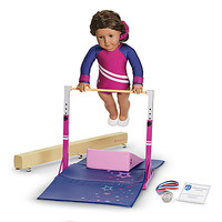 American Girl® Dolls: Gymnastics Outfit & Set
