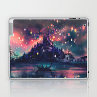 The Lights Laptop & iPad Skin by Alice X. Zhang