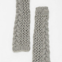 Long Cable-Knit Arm Warmer - Urban Outfitters