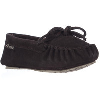 Bearpaw Astrid Casual Moccasins - Chocolate