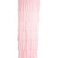 H&M - Tulle Curtain Panel - Light pink