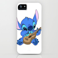 Stitch iPhone & iPod Case by Christa Morgan ☽