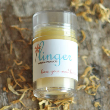 Foot Butter Vegan Lotion Bar - Peppermint Bare Your Sole