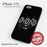 Drake X The Weeknd Phone case for iPhone 4/4s/5/5c/5s/6/6 plus