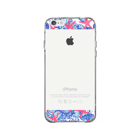 Lilly Pulitzer Juice Stand iPhone 6 Plus Clear Case