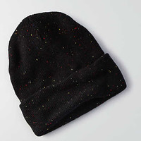 AEO Cuffed Beanie , True Black