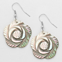 Mckensie Rose Petals Earrings