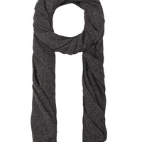 Kingsley Cashmere Scarf in Charcoal from REVOLVEclothing.com