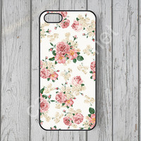 Floral iphone 5s case rose iphone 5 case Floral iphone 4s case Floral iphone 4 case Floral iphone 5c case vintage iphone cases -58